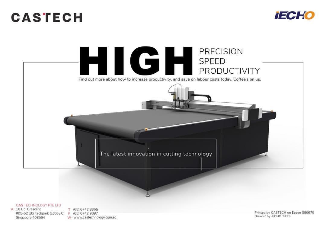 【Industrie du signe】 Technologie CAS. Singapour