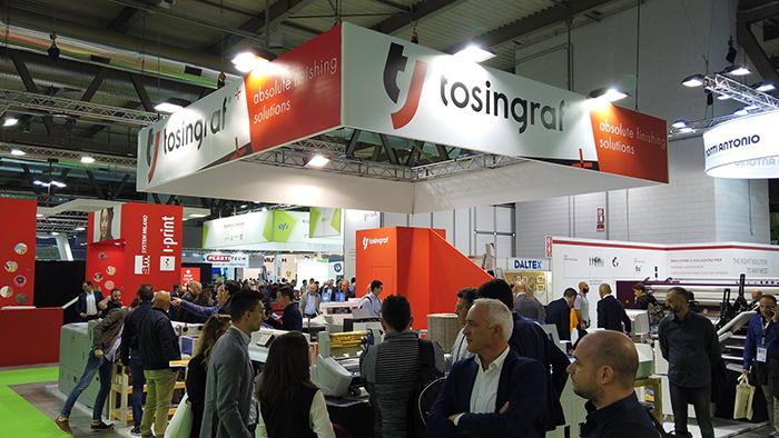 【Cas de coopération concessionnaire】 Tosingraf. Italie