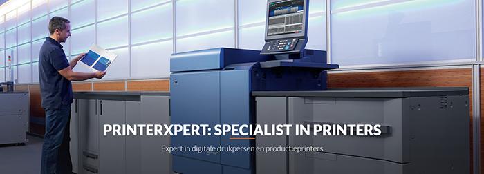 【Cas de coopération avec le concessionnaire】 PrinterXpert. Pays-Bas