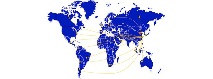IECHO devient le plus grand fournisseur mondial de systèmes de super imbrication en ligne