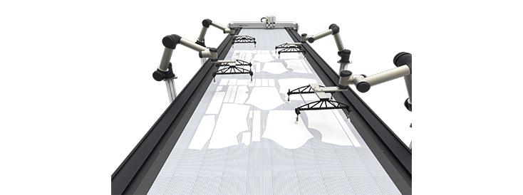 Lancement du système technologique de contrôle de mouvement de l'équipement de coupe de précision développé par IECHO