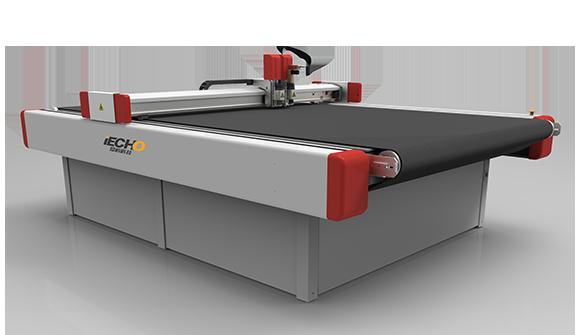 Machine de découpe numérique à grande vitesse BK