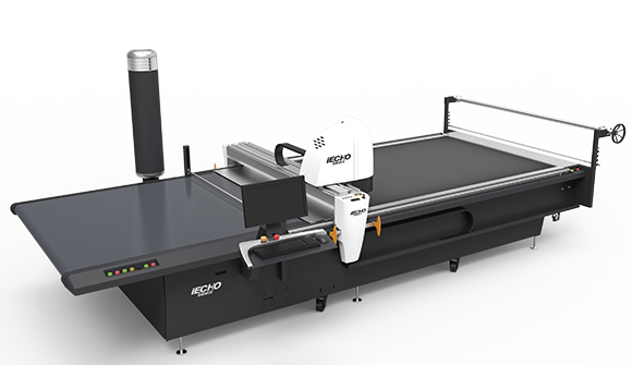 Système de coupe automatique multi-plis GLS