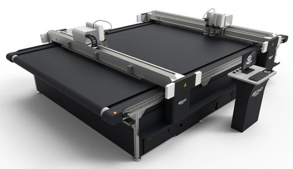 Système de découpe grand format TK4S